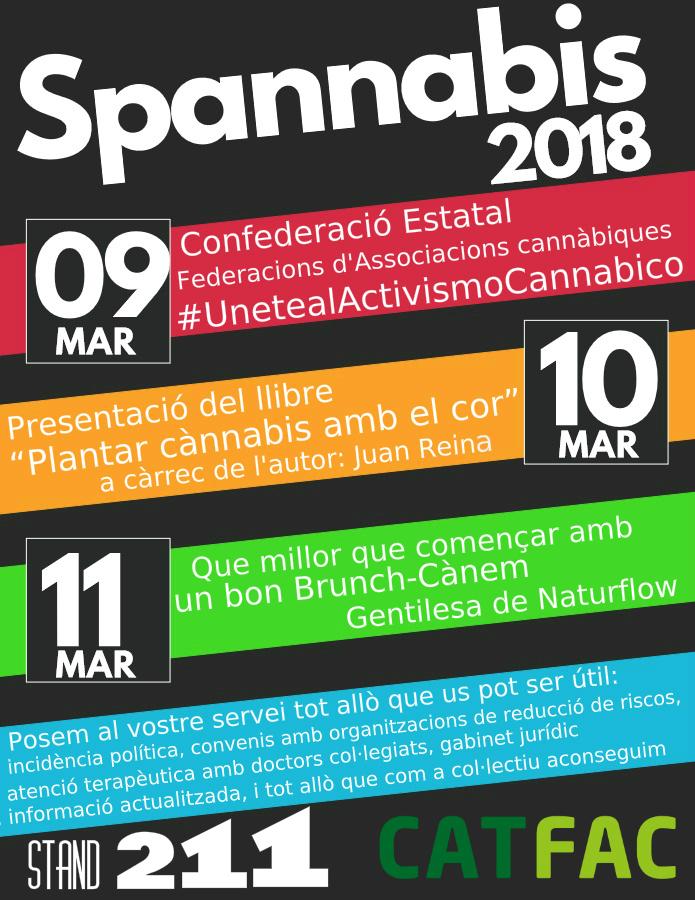 spannabis2018CatFAC